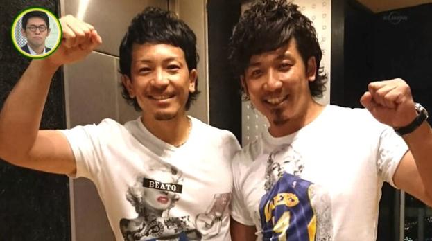 松田宣浩,双子,兄,子供,双子